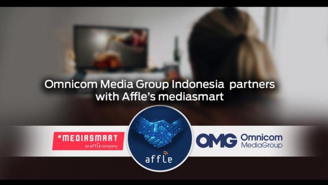 Omnicom Media Group (OMG) bekerja sama dengan Mediasmart.