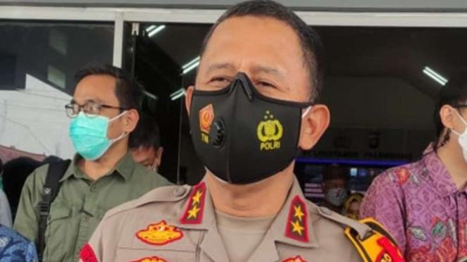 Kapolda Sumatera Selatan Irjen Pol Eko Indra Heri