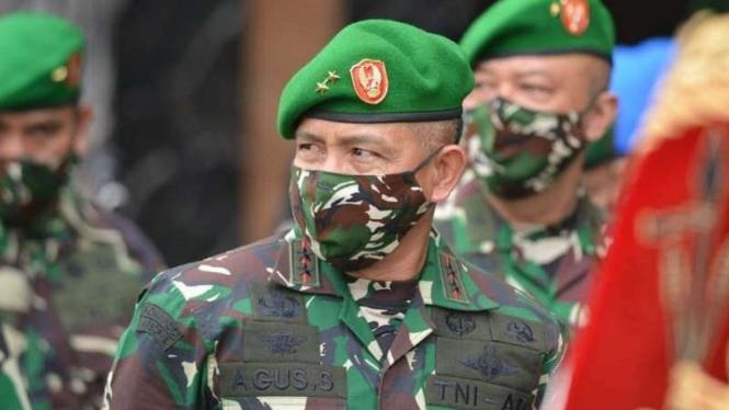 VIVA Militer: Mayjen TNI Agus Subiyanto