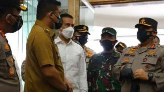 Wakapolri kunjungi tempat isolasi di Medan