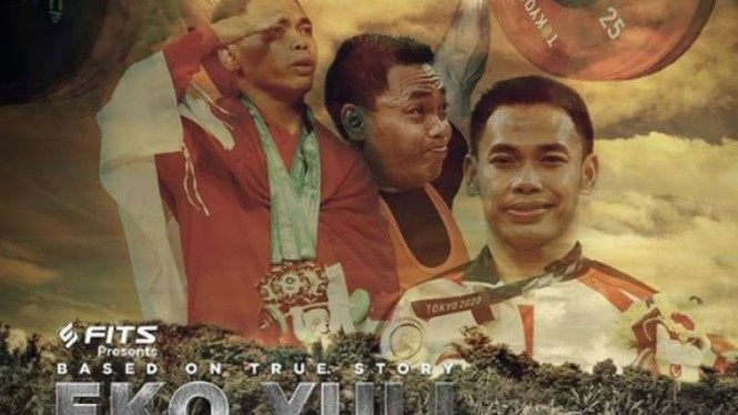 Film pendek Eko Yuli Irawan.