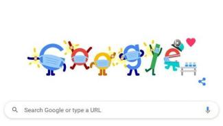 Google Doodles Hari ini