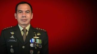 VIVA Militer: Kolonel Inf Deddy Suryadi.