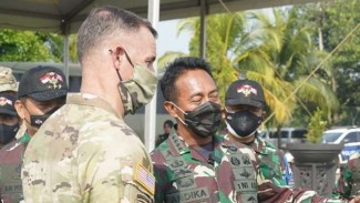 VIVA Militer: Kepala Staf TNI Angkatan Darat dan Panglima US Army Pacific