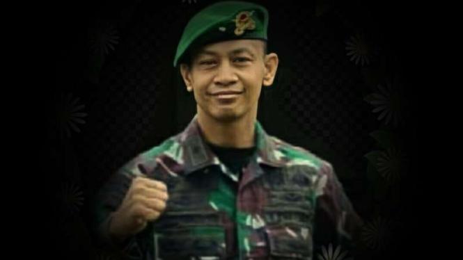 VIVA Militer: Brigjen TNI Agus Yeni.