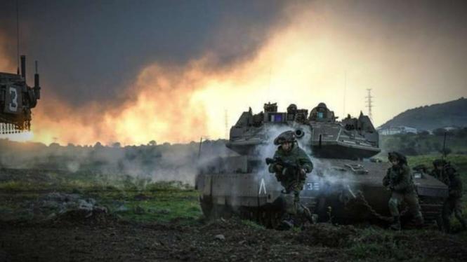VIVA Militer: Israel Defence Force (IDF)