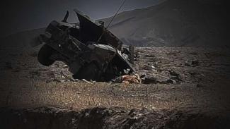 VIVA Militer: Kondisi pasukan Taliban usai diserang Singa Gurun.