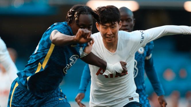 Pertandingan Chelsea vs Tottenham Hotspur