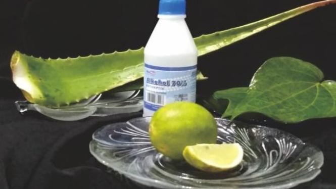 Bahan Untuk Membuat Hand Sanitizer