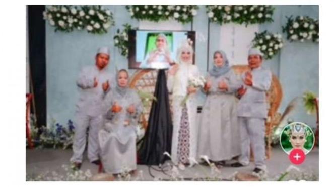 Pernikahan virtual
