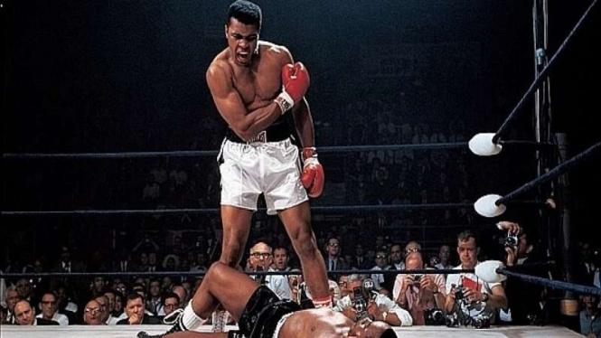Petinju legendaris dunia, Muhammad Ali