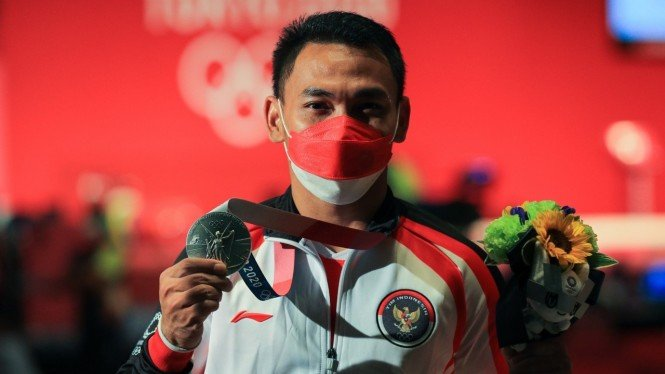 Atlet angkat besi Indonesia, Eko Yuli Irawan