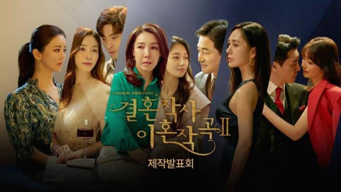 Serial drama Korea 'Love Ft. Marriage and Divorce'