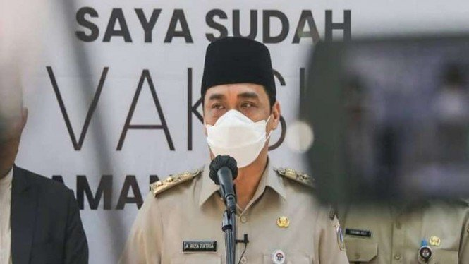 Wakil Gubernur (Wagub) DKI Jakarta Ariza Patria