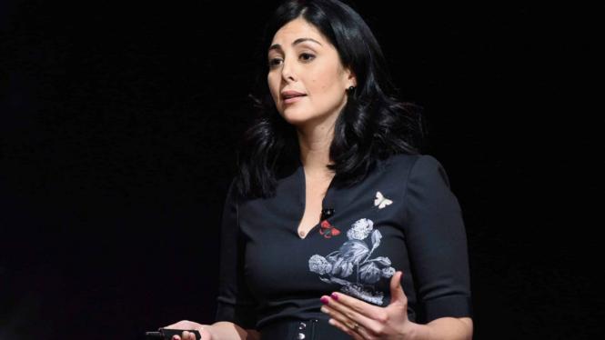 Diana Trujillo.