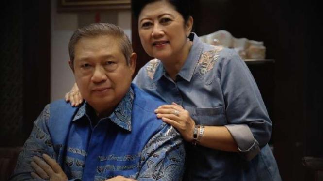 VIVA Militer: Jenderal TNI (Hor) SB Yudhoyono.