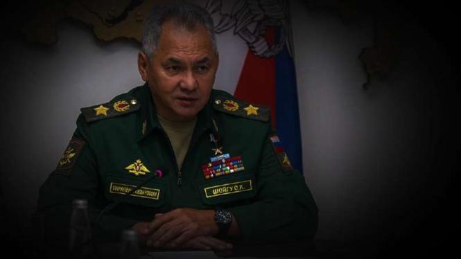 VIVA Militer: Jenderal Sergei Shoigu