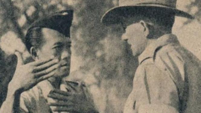 Bapak Pandu Indonesia Sri Sultan Hamengkubuwono IX, ( foto : pramukaupdate.id ).