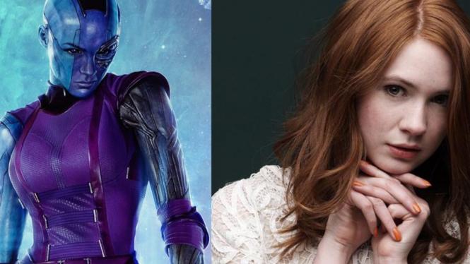 Karen Gillan - Nebula