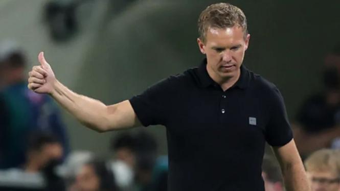 Pelatih Bayern Munich, Julian Nagelsmann