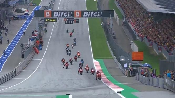 MotoGP Austria 2021
