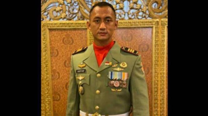 VIVA Militer: Kapten Inf Suryadi Nataatmaja