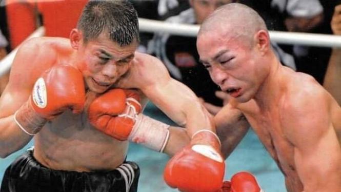 Chris John vs Hiroyuki Enoki