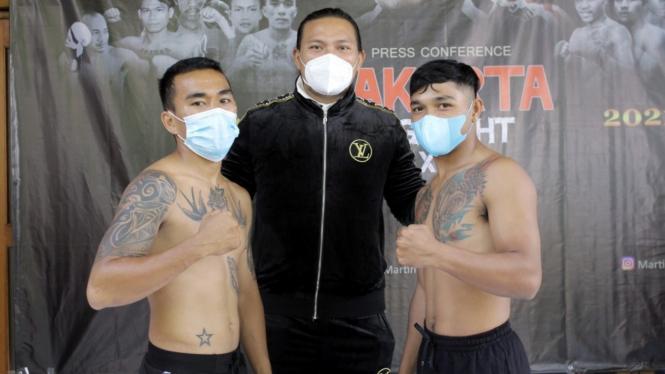 Martin Daniel Promotions Gelar Jakarta Big Fights XVI