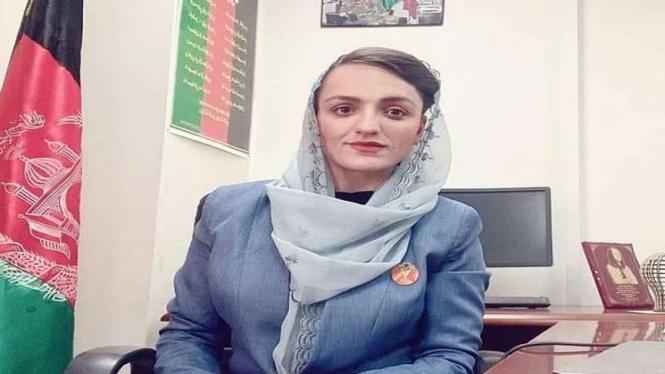 Wali Kota Perempuan di Afghanistan, Zarifa Ghafari