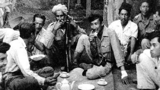 Dok. Sejarah Pejuang Asing pada Revolusi Indonesia