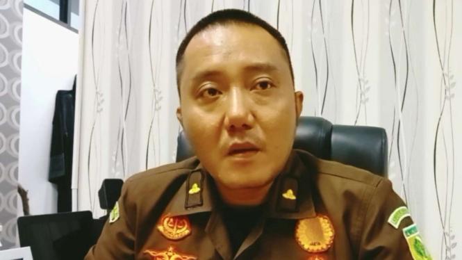 Kasi Tindak Pidana Umum (Pidum) Kejaksaan Negeri Garut Ariyanto.