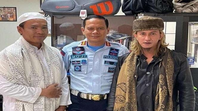 Kalapas Gunung Sindur bersama Habib Bahar dan Ryan Jombang