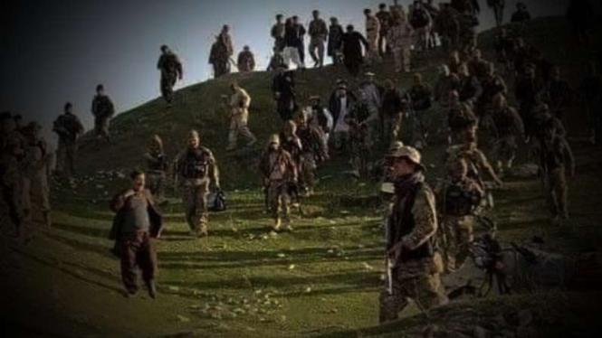 VIVA Militer: Pasukan ANDSF.