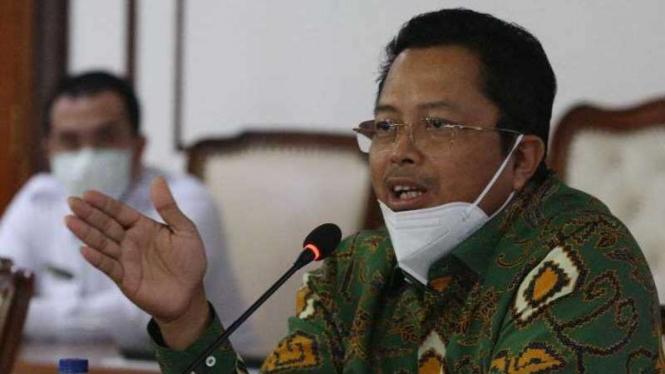 Wakil Ketua DPD RI Mahyudin