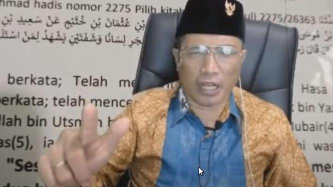 YouTuber M. Kece yang menistakan Agama Islam