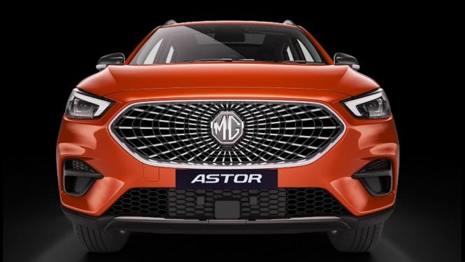 Mobil MG Astor.