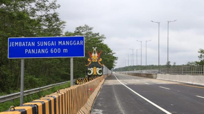 Jalan tol Balikpapan-Samarinda (Balsam)