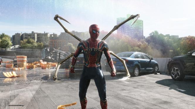 Spider-Man: No Way Home.