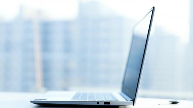 Huawei MateBook D14.