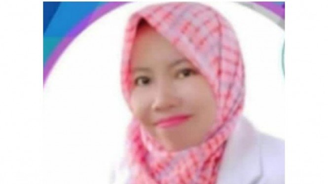 Mendiang dr Andi Yuswardani Makmur.