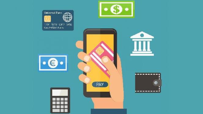 Gambar.1 adalah gambaran tentang bagaimana kemudahan Payment dan Diskon dalam E-Wallet, sumber: Bamvmnt.com