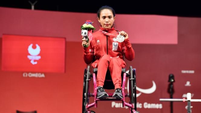 Atlet para angkat berat Indonesia, Ni Nengah Widiasih