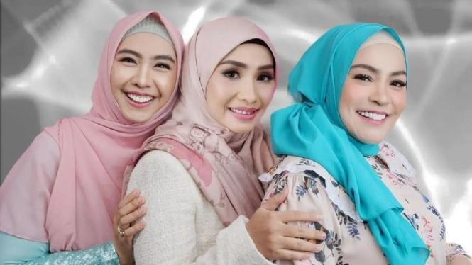 Oki Setiana Dewi, Fatimah Az Zahra dan Astrid Kuya