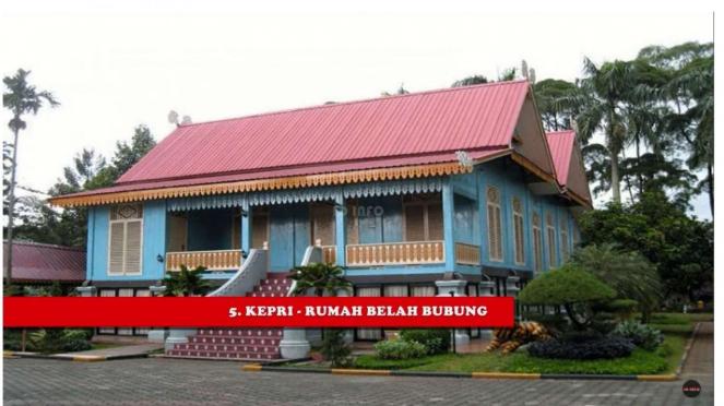 Rumah Adat Provinsi Kepulauan Riau