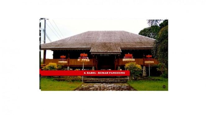 Rumah Adat Provinsi Bangka Belitung