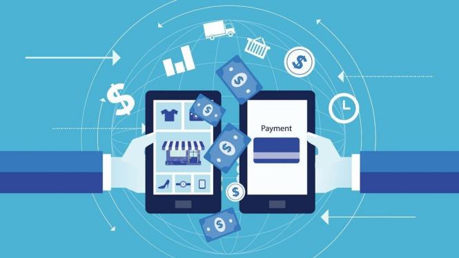 Ilustrasi perekonomian dalam digitalisasi, sumber : https://miro.medium.com/max/1200/1*ChxIxEFBA1EXTo_nfTvC_A.jpeg