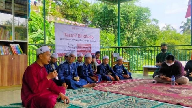 Kegiatan tasmi Qur'an