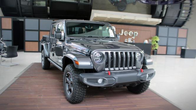 Jeep Gladiator edisi 2021.