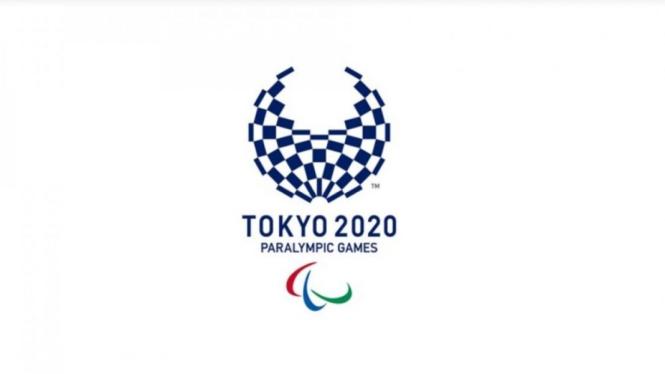 Logo Paralimpiade Tokyo 2020.