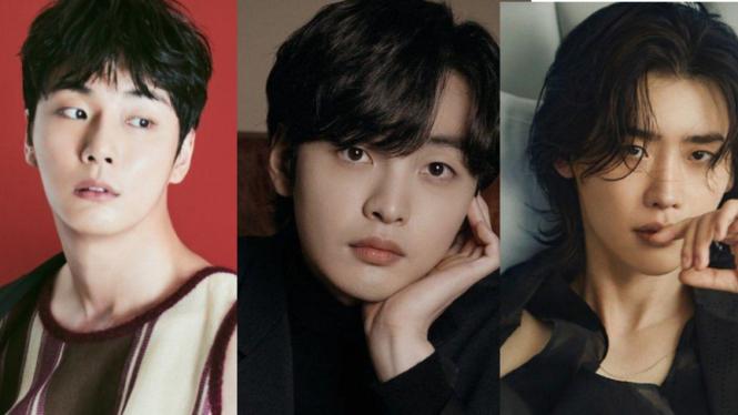 Yoon Shi Yoon, Kim Min Jae dan Lee Jong Suk.